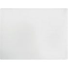 DURABLE Duraglas® Bureau onderlegger Transparant PVC 65 x 50 cm