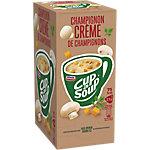 Cup a Soup Soep Champignon crème 21 Stuks