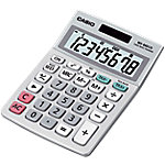 Casio Bureaurekenmachine MS 88ECO Grijs