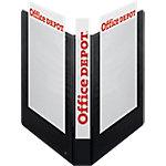 Office Depot Presentatieringband A4 Maxi Zwart Polypropyleen