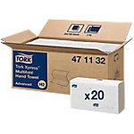Tork Biologische papieren handdoekjes 2  laags Pak 20