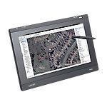 Wacom Grafisch tablet DTU 1631A 2 x 4 pin Type A USB Zwart