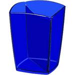 CEP Happy Pennenbakje Blauw 7,4 x 7,4 x 9,5 cm
