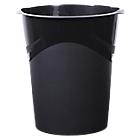 CEP Pro Papiermand Zwart 14 liter Polypropyleen 29 x 30,5 x 33,4 cm