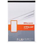 Office Depot Schrijfblok Geruit 5 x 5 mm A4+ 21 x 29,7 cm 60 g