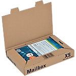 Office Depot Verzenddozen Mail Box XS Bruin 158 x 250 x 39 mm