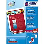 Avery Superior Colour Laser, A4, 150g  Laser fotopapier A4 Glanzend 150 g