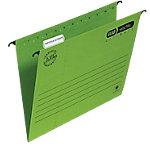ELBA Hangmappen Verticflex® A4 Groen Zuurvrij (ISO9706) karton Verticaal   25 Stuks