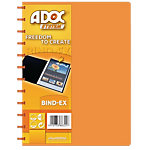 ADOC Colorline Showalbum A4 Oranje 30 Hoezen