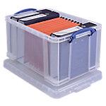Really Useful Boxes Archiefboxen Transparant Plastic 48,0 l