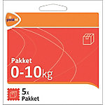 Pakketzegels Standaardpakket, 0 10 Kg 5 Stuks