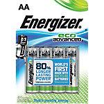 Energizer Batterijen Eco Advanced AA Pak 4