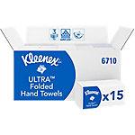 Scott Papieren handdoeken Kleenex Airflex 3  laags Pak 30