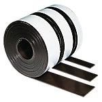 Legamaster 186500 Magnetische tape Bruin Zelfklevend 25 mm x 3 m