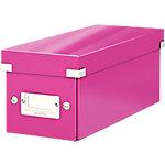 Leitz Archiefdozen Click & store Roze Karton, pp folie 14,3 x 35,2 x 13,6 cm