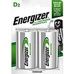 Energizer Batterijen Power Plus D Pak 2