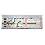 Legamaster Jaar planner Professional Wit 150 x 75 cm