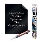 Fast Paperflow Verticaal Element Easy Office Zwart 86,5 x 37,5 cm