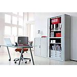 Paperflow Schuifdeurkast Easy Office Grijs 110 x 41,5 x 204 cm