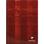 Clairefontaine 63122C Notebook Rood A4   90 g