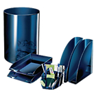 Office Depot Exclusive Bureau accessoire set Exclusive Midnight Blue