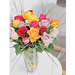 Bunchmakers Verse bloemen Boeket rozen mix Assorti