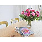 Bunchmakers Bloemenboeket Gerbera's en Rozen Roze