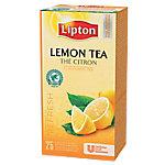 Lipton Thee Citroen 25 Zakjes