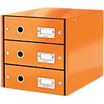 Leitz Click&Store Ladenkastje Oranje A4