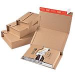 ColomPac Universele verzendverpakking CP 020.17 Bruin 380 x 290 x 80 mm 20 Stuks