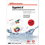 Office Depot synthetische film Syprint X A4 210 x 297 mm Wit 100 Vel