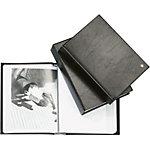 Rillstab Showalbum 434041 A5 Zwart 60 tassen,  kristalhelder en anti reflecterend, niet statisch