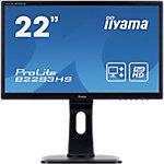 iiyama LCD monitor B2283HS B1 54.7 cm (21.5