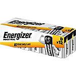 Energizer Batterijen Industrial D Pak 12