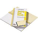 Jalema Nederlandstalig Terugbelboek Wit, geel Voorbedrukt