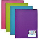 ELBA Showalbum 417588 A4 Kleurenassortiment Polypropyleen 40 tassen 210 x 297 mm