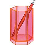 HAN Fashion Pennenbakje Roze Kunststof