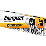 Energizer Batterijen Industrial AA Pak 10