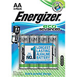 Energizer Batterijen Eco Advanced AA Pak 4