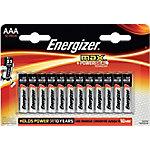 Energizer Batterijen Max AAA Pak 12