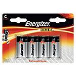 Energizer Batterijen Max C Pak 4