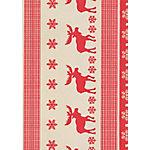 Papyrus Bodo Kerstpapier Mat 50 cm x 50 m Rood