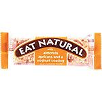 Eat Natural Musliereep Amandel, abrikoos, yoghurt 12 Stuks