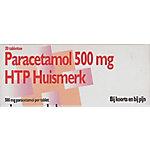 Paracetamol Paracetamol 500 mg   20 Stuks