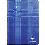 Clairefontaine Spiraalblok Blauw Gelinieerd A4 90 g
