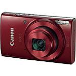 Canon Digitale Compact Camera 180 20.5 Megapixel Rood