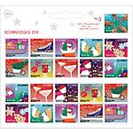 PostNL Decemberzegels Kerstmis