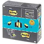 Post it Easy Tower Zelfklevende notes Geel 38 x 51 mm 70 g