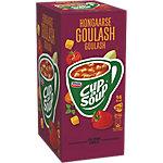 Cup a Soup Soep Hongaarse goulash 21 Stuks