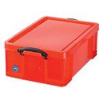 Really Useful Boxes Transportbakken 18 l polypropyleen 48 x 39 x 20 cm Rood Stuks